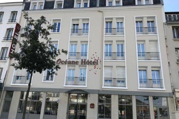 Qualys-Hotel Oceane - фото 20