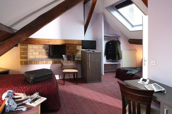 Hotel Flandre Angleterre - 17