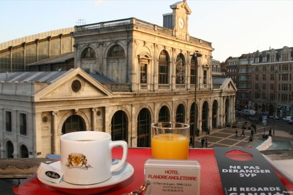 Hotel Flandre Angleterre - 21