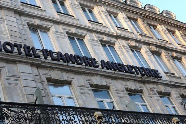 Hotel Flandre Angleterre - 22
