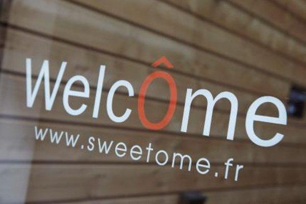 Sweetome Aparthotel - 17