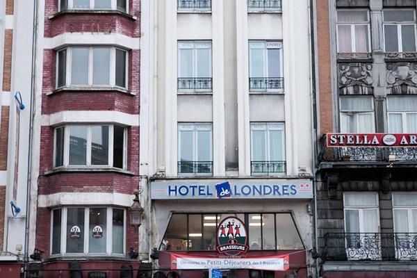 Hotel De Londres - фото 19