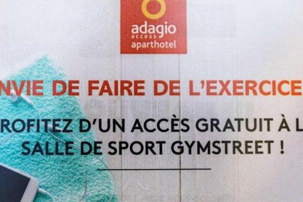 Aparthotel Adagio Access Lille Vauban - 20