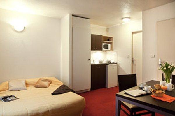 Aparthotel Adagio Access Lille Vauban - 4