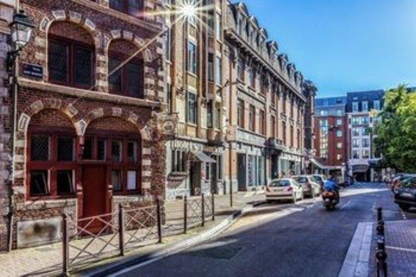 Hotel Saint Maurice - фото 19