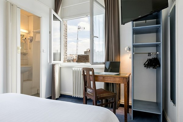 Hotel Saint Maurice - фото 4