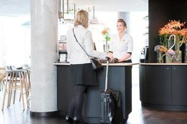 Novotel Suites Lille Europe - фото 12
