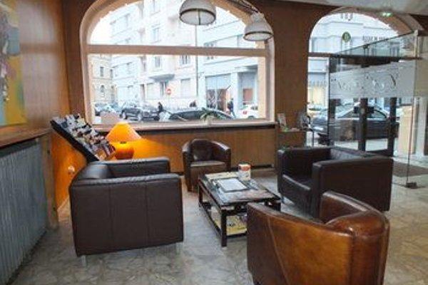 Comfort Hotel Cecil Metz Gare - фото 13