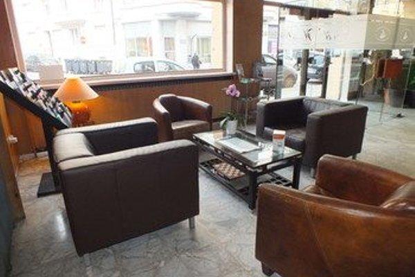 Comfort Hotel Cecil Metz Gare - фото 14