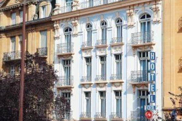 Comfort Hotel Cecil Metz Gare - фото 20