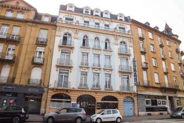 Comfort Hotel Cecil Metz Gare - фото 22