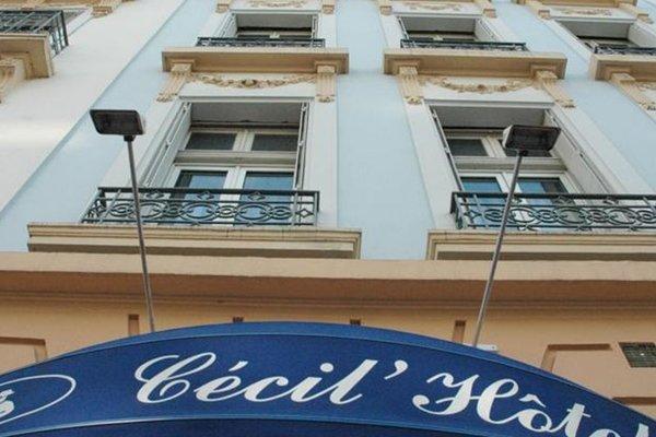 Comfort Hotel Cecil Metz Gare - фото 23