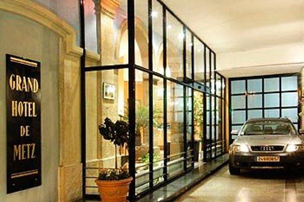 Grand Hotel de Metz - фото 15