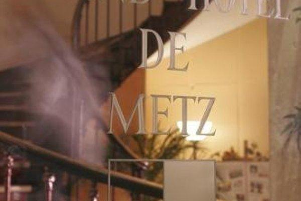 Grand Hotel de Metz - фото 17