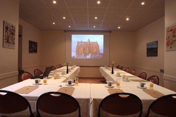 Grand Hotel de Metz - фото 21