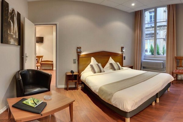 Grand Hotel de Metz - фото 5