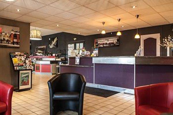 Comfort Hotel Metz Woippy - фото 14