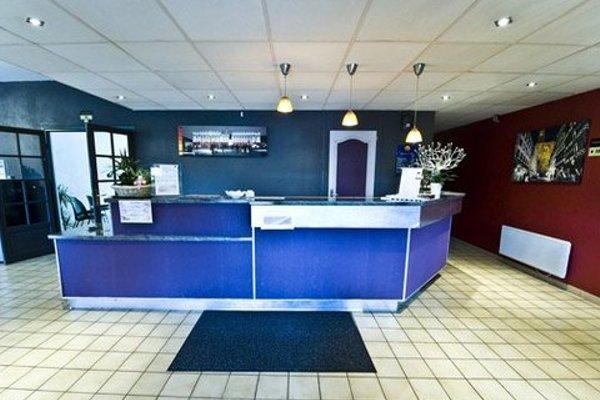 Comfort Hotel Metz Woippy - фото 15