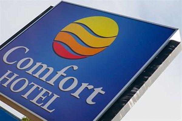 Comfort Hotel Metz Woippy - фото 19