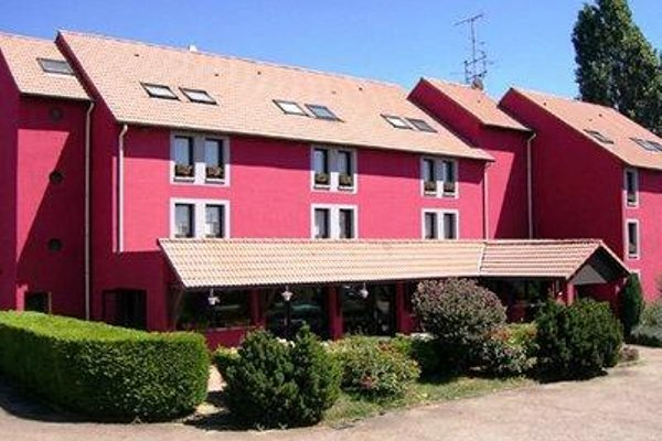 Comfort Hotel Metz Woippy - фото 22