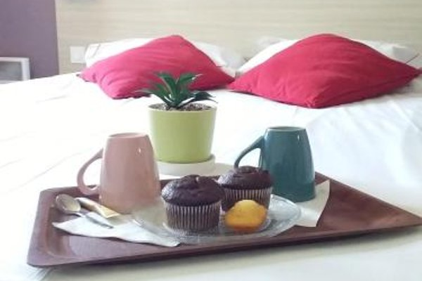 Comfort Hotel Metz Woippy - фото 7