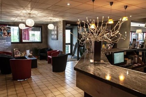 Comfort Hotel Metz Woippy - фото 8