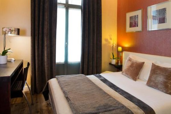 Hotel des Arceaux - фото 4
