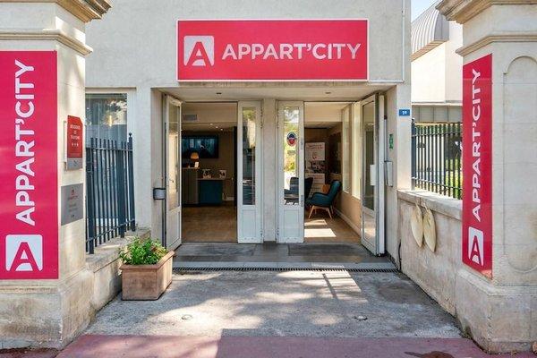 Appart'City Montpellier - Saint Roch - фото 19