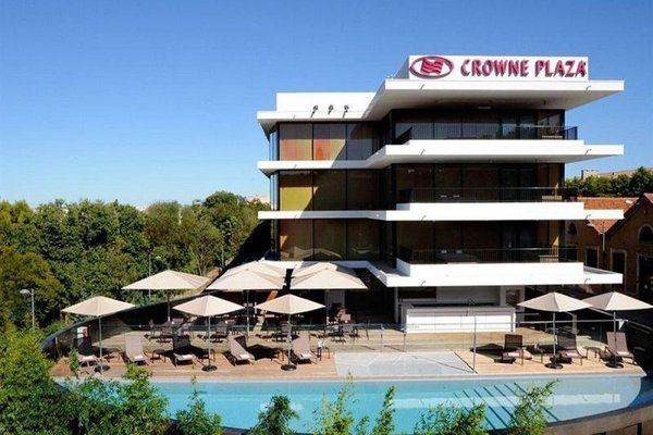 Crowne Plaza Montpellier Corum - фото 23