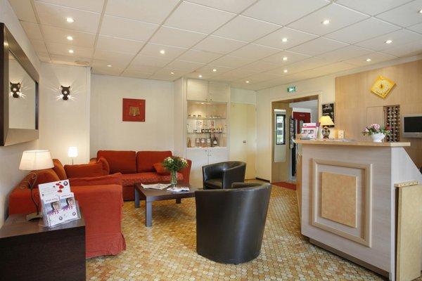Inter-Hotel du Parc Euromedecine - фото 16