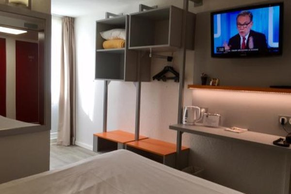 Inter-Hotel du Parc Euromedecine - фото 4