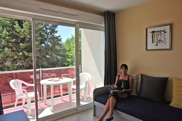 Grand Bleu Vacances - Residence l'Oliveraie - Montpellier Sud Lattes - фото 9