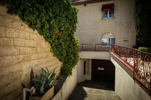 Hotel Ulysse Montpellier Centre - 23