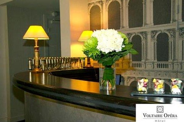 Hotel Voltaire Opera - 16