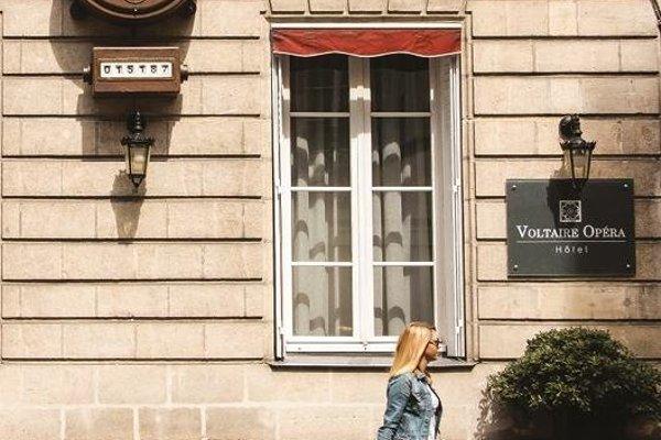 Hotel Voltaire Opera - 23