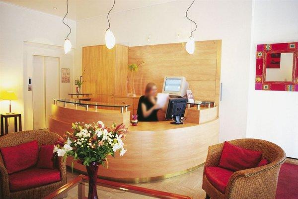 Hotel Amiral - фото 15