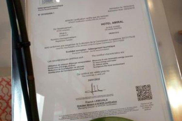 Hotel Amiral - фото 20