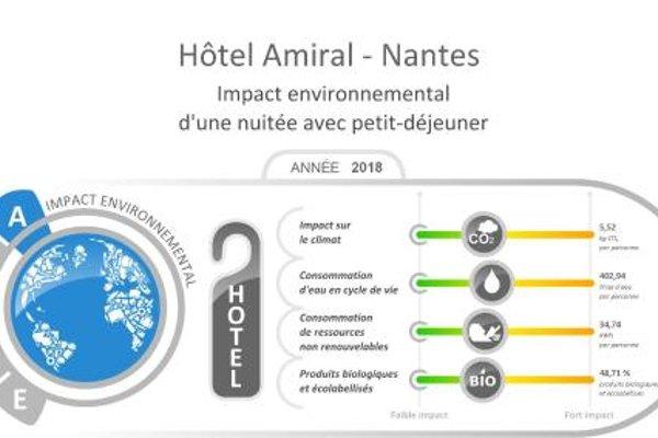 Hotel Amiral - фото 21