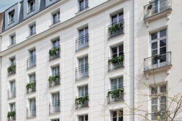 Inter-Hotel Grand Hotel de Nantes - фото 23