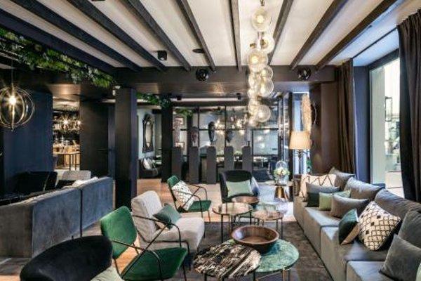 Inter-Hotel Grand Hotel de Nantes - фото 6