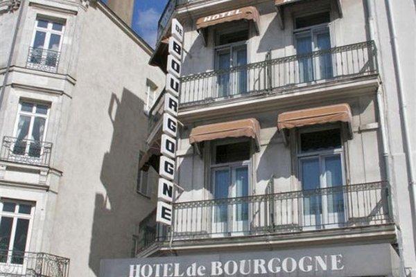 Hotel De Bourgogne - фото 21
