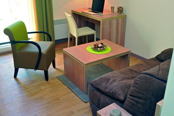 Appart'City Confort Nantes Centre (ех. Park & Suites Elegance Nantes Carre Bouffay) - 10