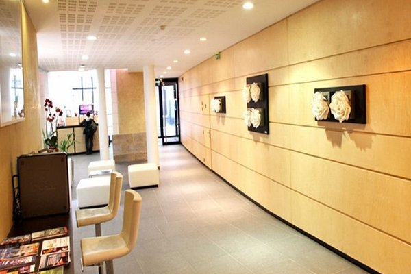Appart'City Confort Nantes Centre (ех. Park & Suites Elegance Nantes Carre Bouffay) - 18