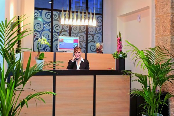 Appart'City Confort Nantes Centre (ех. Park & Suites Elegance Nantes Carre Bouffay) - фото 19