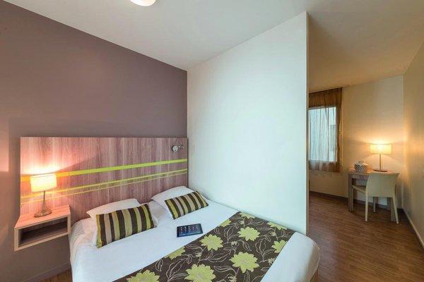 Appart'City Confort Nantes Centre (ех. Park & Suites Elegance Nantes Carre Bouffay) - фото 5