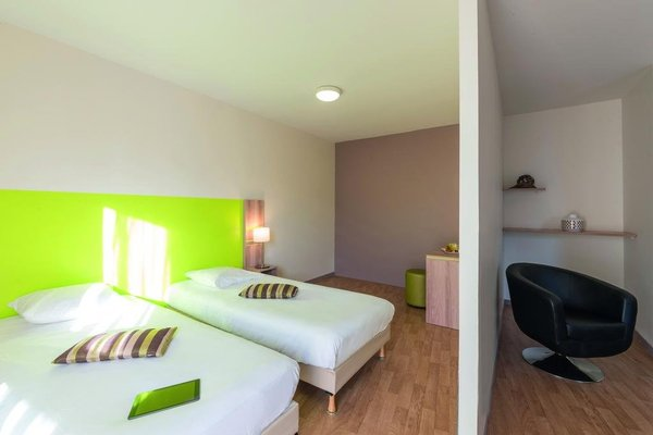 Appart'City Confort Nantes Centre (ех. Park & Suites Elegance Nantes Carre Bouffay) - 6