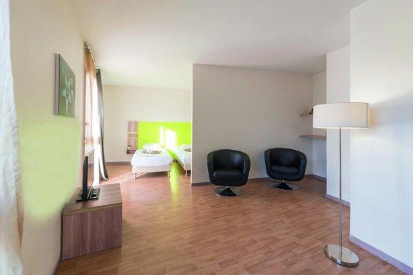 Appart'City Confort Nantes Centre (ех. Park & Suites Elegance Nantes Carre Bouffay) - фото 7