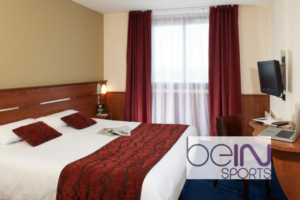 Brit Hotel Nantes La Beaujoire - L'Amandine - 50