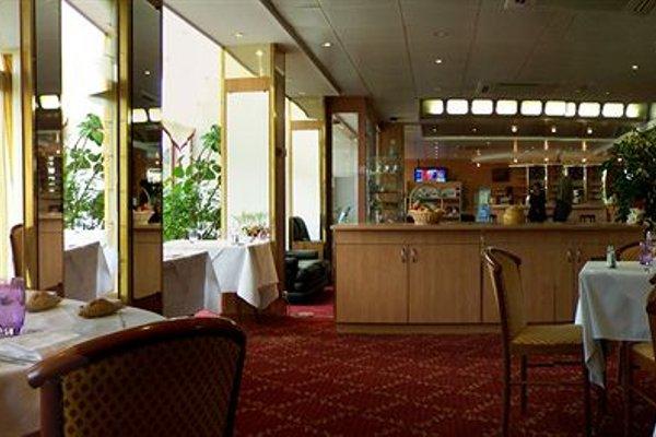 Brit Hotel Nantes La Beaujoire - L'Amandine - 17