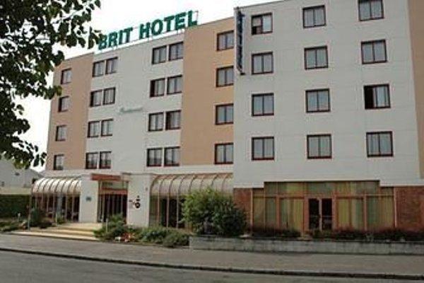 Brit Hotel Nantes La Beaujoire - L'Amandine - 23